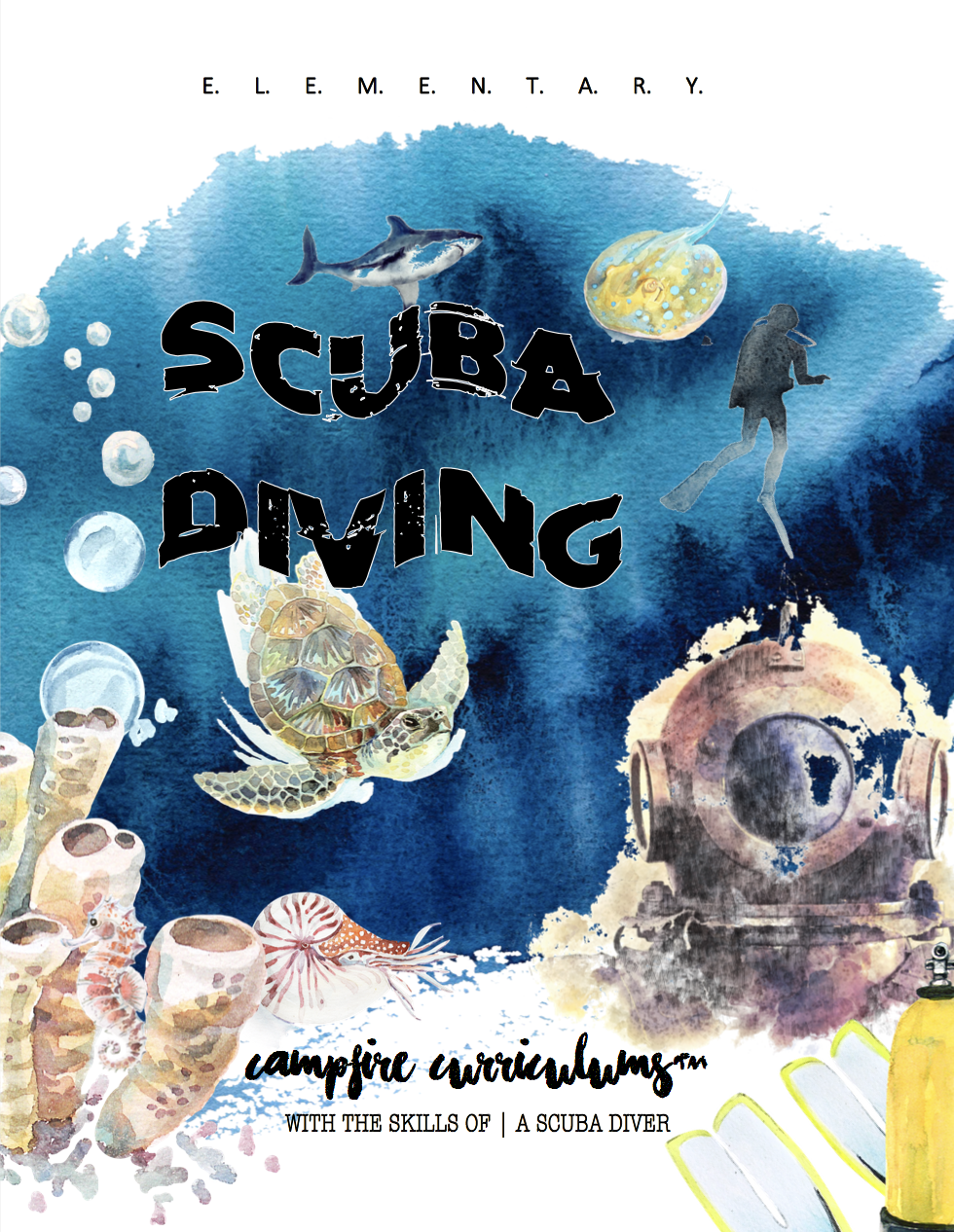 With the Skills of | A Scuba Diver (COMING SOON!)