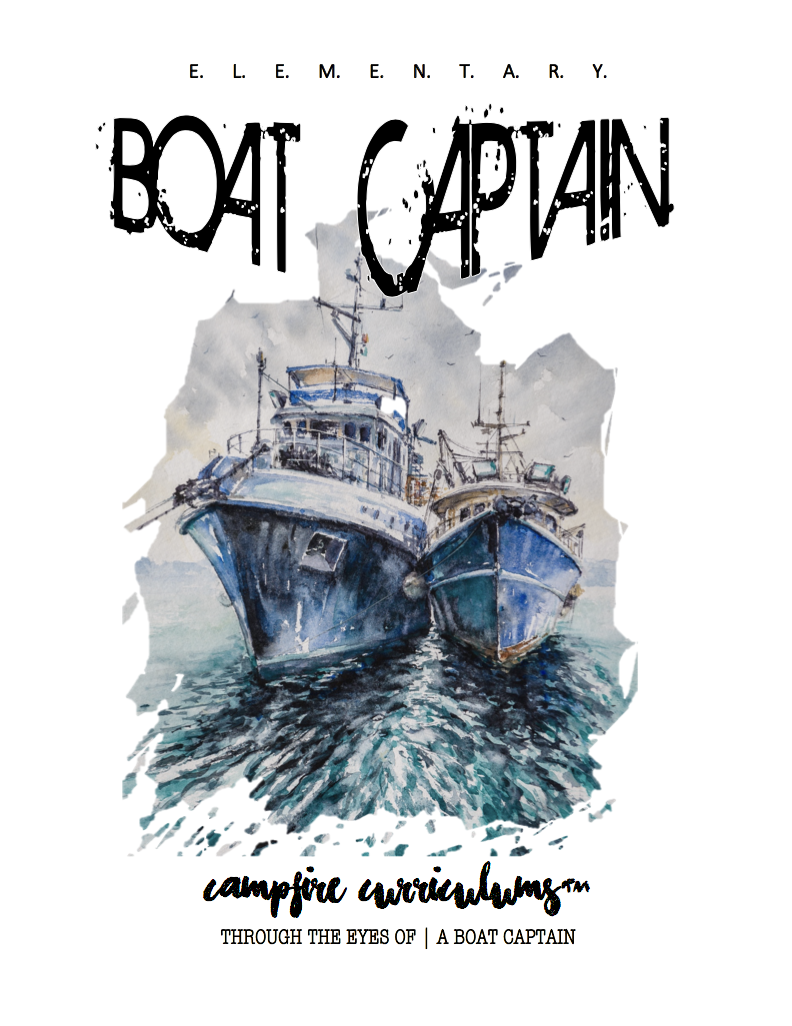 Through the Eyes of   Captain Life (COMING SOON!)