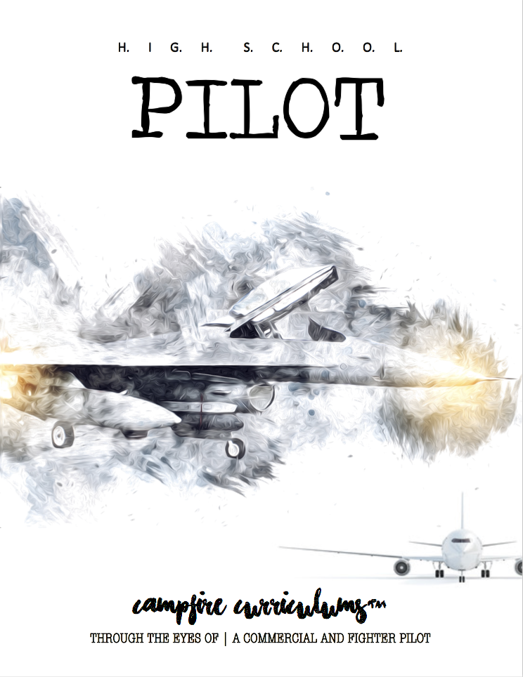 Through the Eyes of   Pilot Life (COMING SOON!)