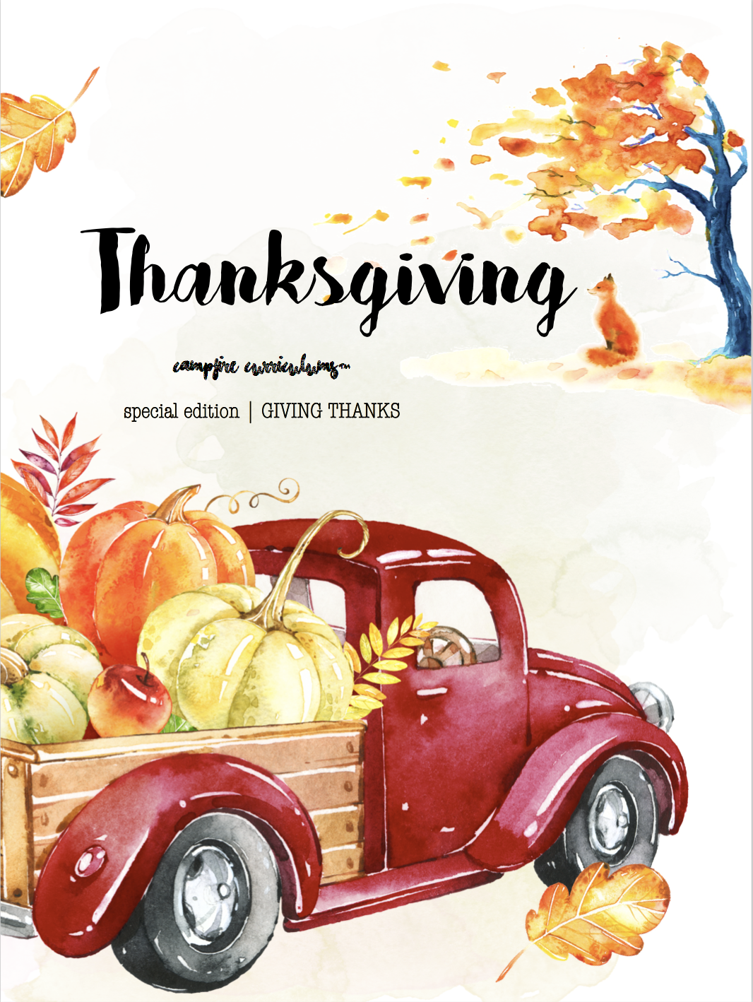 Thanksgiving – Special Edition (FULL DIGITAL UNIT)